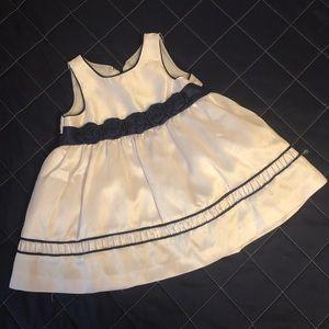 ** Bundle Infant Dress + Dress shoes **